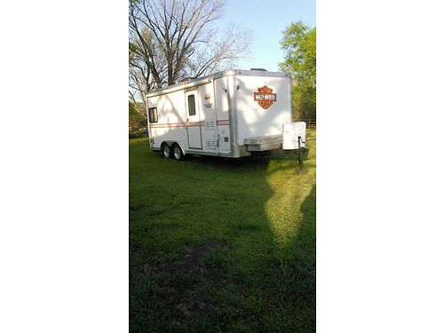 2007 FOREST RIVER work and play Toy Hauler with living quarters fully self contained new tires go