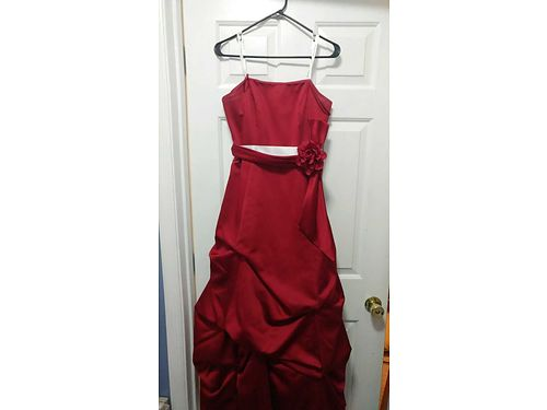 DRESSES Formal And Prom Like New Condition Red Blue Aqua Orange Green And Gray Sizes 0-14 Call F