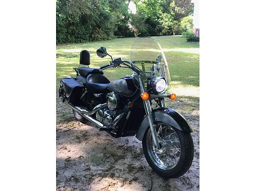 2005 HONDA SHADOW 750 low miles 20109 miles recent tune up loaded with extras 1 owner asking on