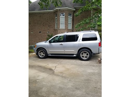 2004 NISSAN ARMADA LE loaded xc 10000 obo 706-860-8345