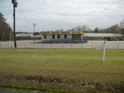 AUGUSTA off Gordon hwy for lease large Lot 48x36 located at the intersection if Gordon hwy and Sible