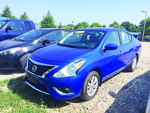 2016 NISSAN SENTRA Only 16k miles Blue Auto PW PL Extra Clean 12500 706-828-4444