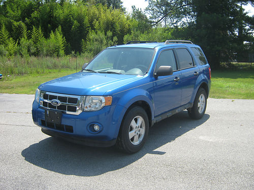 2012 FORD ESCAPE 4dr Auto Blue 7990 888-667-8504
