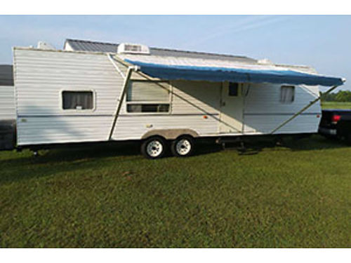 2006 KEYSTONE SPRINGDALE 29 camper cha extra clean good condition new tires canopy sleeps 7