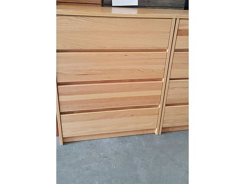 Superbe 4 Drawer Natural Wood Chest Only 59 3285 Deans Bridge Road 706 796 0500