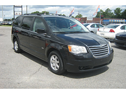 2008 CHRYSLER TOWN  COUNTRY Touring Great Family Van 11995 1-888-640-5901