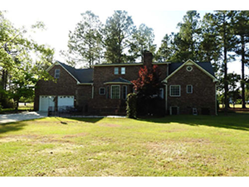 GRANITEVILLE 3br 25ba custom brick cape cod home on 3 acres 2564sq 1843sq garage  porches wa