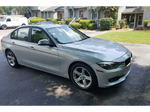 2014 BMW 320I 55k miles auto good running condition 17500 obo