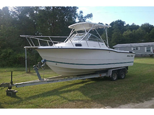 2001 SEA PRO 235 ft walkabout cuddy cabin 50 new engine vgc 15000obo for color photo search