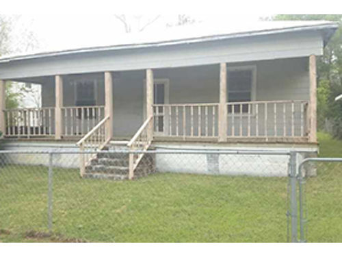 CHEAP Investment Special Handyman in Augusta Ga 1147 sqft Fenced Yard New AC 14221 803649-96
