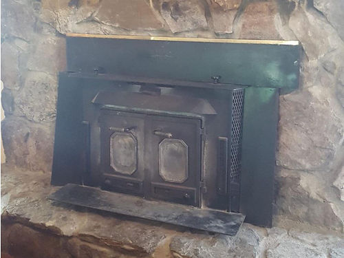 FIREPLACE INSERT with blower 350