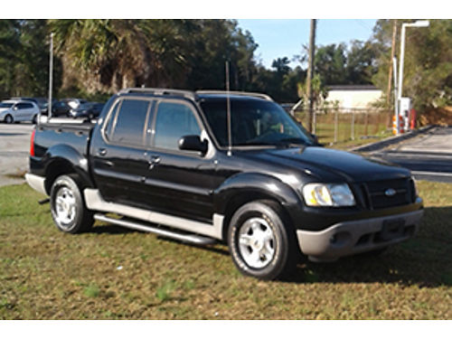 2003 FORD SPORT TRAC 4Dr Auto Loaded 5970 888-667-8504