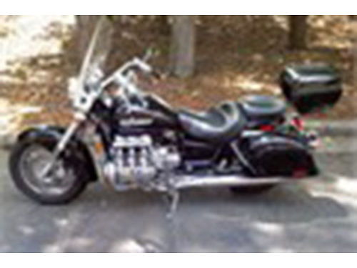 2003 HONDA VALKYRIE SERIES Original Owner Garage Kept Almost New Battery Serviced every 4K mi 68