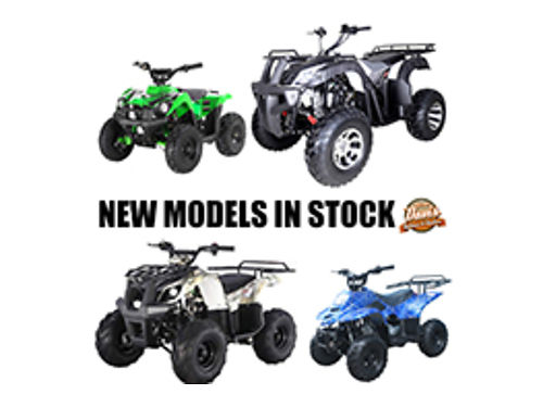Gas  Electric ATVs Starting at 599 706-796-0500 davisapplianceaugustacom