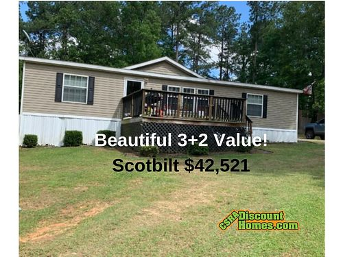 Eatonton Mobile Homes for Sale | Eatonton Real Estate Listings