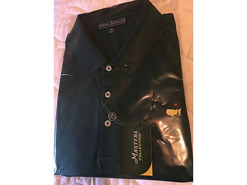 MASTERS'S COLLECTION 3XL EVERGREEN POLO SHIRT $125