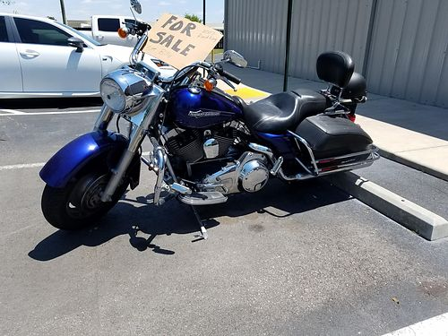 2007 HARLEY ROAD KING 24500 7300 for more photos search 3006868  Iwantanet