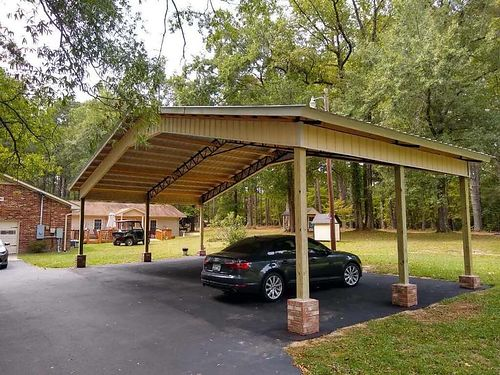 Turn Key Custom Built Factory Direct Pole Barns and Steel Garages Call Smiths