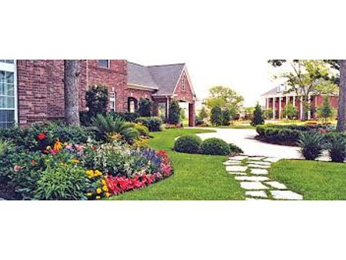 LANDSCAPING Yard work Hauling Tree Drip Sprinkler systems  repair bubble drip systems gravel