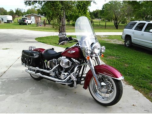 2005 HARLEY Deluxe package 15k miles great condition some extras 8900 also have mens  womens