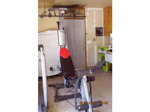 BOWFLEX excellent condition used very little 300 Redding 530-242-0413
