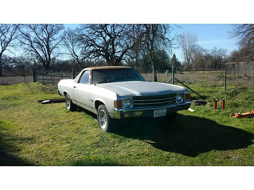 1972 GMC SPRINT Special Performance clean title runs 2900 obo Anderson 530-262-4771