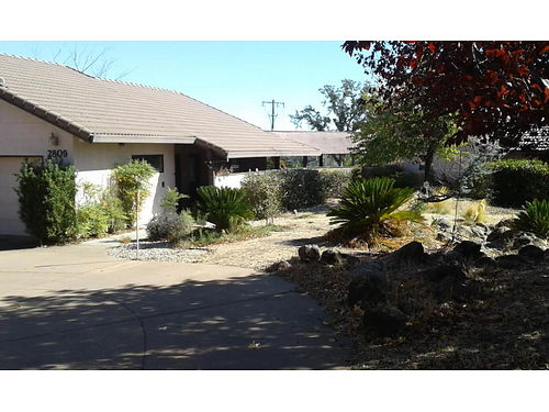 REDDING This is a once in a life-time opportunity custom built home 360 view ofmountains and vall