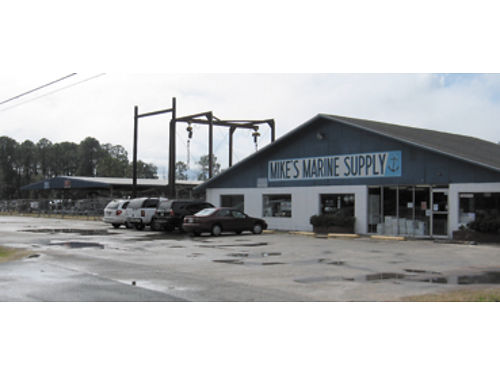 Mikes Marine Supply in Panacea Fl has been familiy owned and operated since Oct