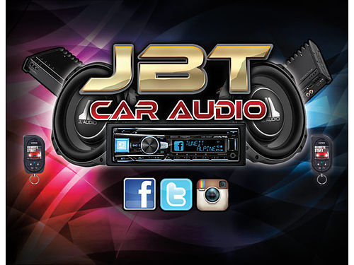 JBT CAR AUDIO - Serving the communities of Santa Paula Fillmore Ojai Saticoy