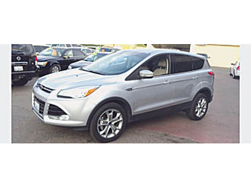 2013 FORD ESCAPE - One owner A95406 16995 Bad or No credit Matricula OK SBCARCO 600 N Broadw