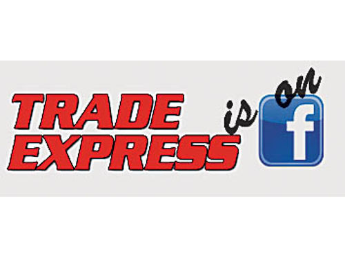 LIKE US ON FACEBOOK View the online edition of the SLO Trade Express Magazine right from Facebook