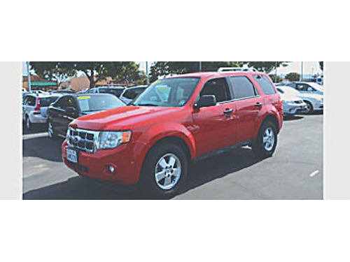 2010 FORD ESCAPE XLT - One owner loaded 0610040779 11995 Bad or No credit Matricula OK SBCAR