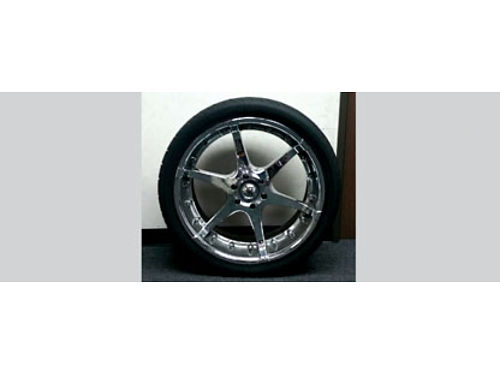 24 GIOVANNA wheels with TIRES 3053524 new condition moving must sell ASAP will work with price