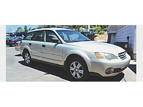 2005 SUBARU OUTBACK - AWD Super Clean 320829 6995 INTEGRITY MOTORS 4650