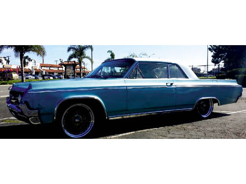 1964 OLDS DYNAMIC 88 - All original original Rocket engine custom 20 in rims needs some body work