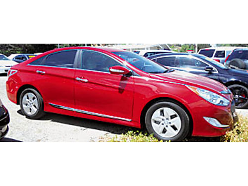 2011 HYUNDAI SONATA HYBRID - Auto loaded CD alloys 36K miles 100K Manufacturer Warrant 011098