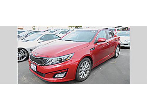 2015 KIA OPTIMA GDI - Nice sedan only 39K miles 349675 14995 Se habla Espanol Bad or No cred