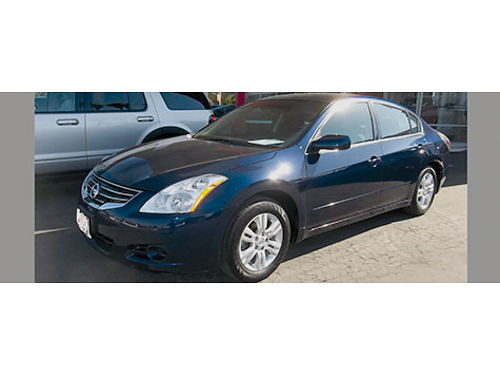 2011 NISSAN ALTIMA 25 S - auto 4 cyl gas saver clean carfax luxury  roomy extra clean in  ou