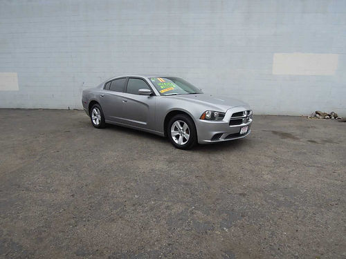 2011 DODGE CHARGER SE 519954 auto V6 36L all pwr AC CD runs xlnt very clean fin avail oa