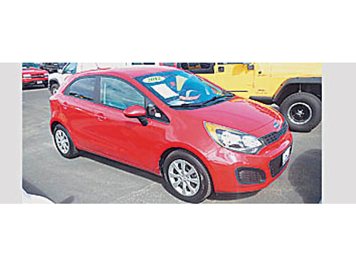 2012 KIA RIO - 65K miles 091710 7995 Bad or No credit Matricula OK SBCARCO 1001 West Main St
