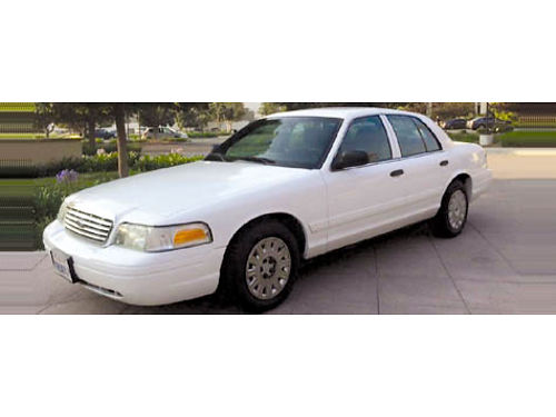 2006 FORD CROWN VICTORIA 4 dr auto OD V6 46L all pwr AC CDcass tiltcc airbags pm clea