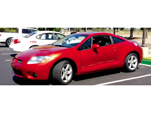 2006 MITS ECLIPSE - Auto 24L 140K miles new paint and tires runs and feels like new must see to