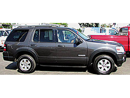 2007 FORD EXPLORER XLT - V6 auto AC loaded 109K miles B09193 7999 MODERN FLEET LIQUIDATION 2