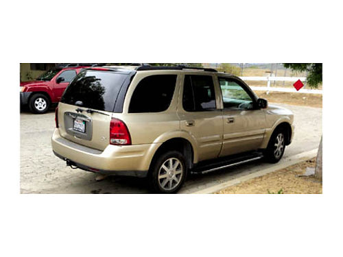 2004 BUICK RAINIER CXL - Family SUV runs good 3995