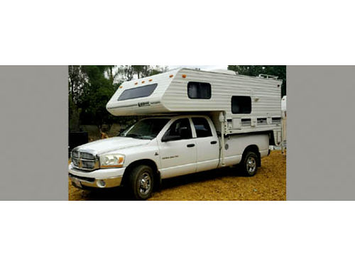 1994 LANCE CAMPER -9Ft 4 inch everything works ac bathroom electric jacks in really good shape