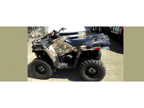 2014 POLARIS 570 power steering only 220 miles winch mint cond with a warranty 7600 obo