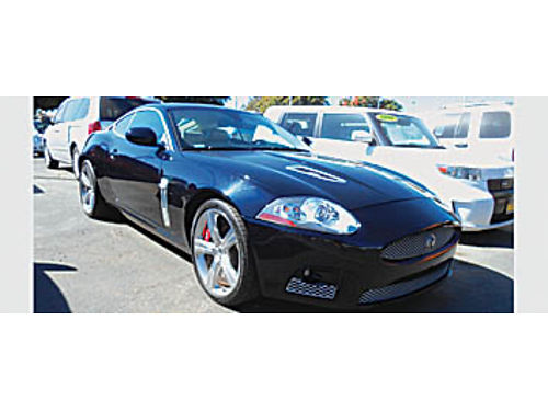 2008 JAGUAR XKR - Only 60K miles Portfolio Edition 1 of 255 built B20797 26995 Bad or No cre