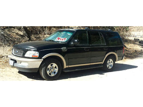 1997 FORD EXPEDITION AC leather int sunroof tow package Must sell Moving2400 obo