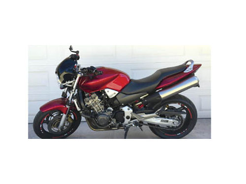 2007 HONDA 919 - 26039 miles well maintained new tires new HD lites and LED blinkers wshield