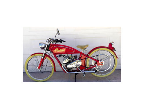 2014 INDIAN WHIZZER HYBRID - Wanna know more call me 3800 obo